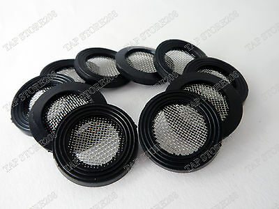 "3/4"" Shower Filter  Rubber Washer x 10"