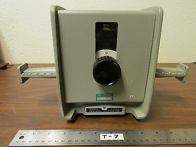 HP P382A Microwave Variable Attenuator Light Tan Color