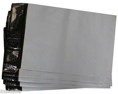 200pcs Poly Mailer 350 x 450mm Bag Courier Satchel PME5 FREE SHIPPING 4 SYDNEY