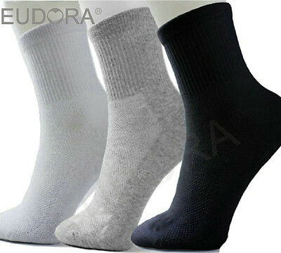 10 Pairs Unisex Sport Socks Winter Thermal Casual Cotton Men Women Ankle Socks