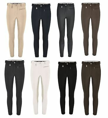 Pikeur Lugana McCrown Full Seat Breeches Fabric 82
