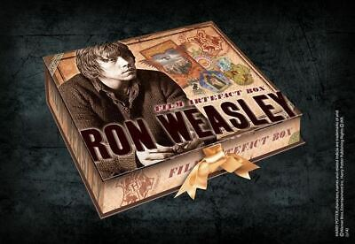 Harry Potter RON WEASLEY ARTEFACT BOX from The Noble Collection NN7432