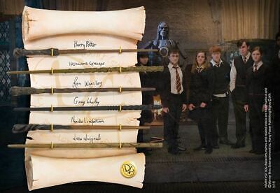 Harry Potter Noble Collection : Dumbledores Army Wand Collection NN7728
