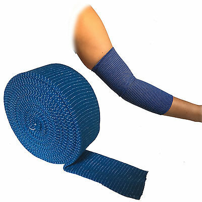 Sterogrip Blue Elastic Catering Support Bandage Chefs Tubigrip Arm Elbow Size B