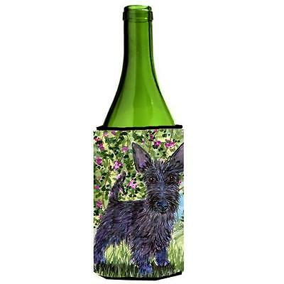 Carolines Treasures SS8889LITERK Scottish Terrier Wine Bottle Hugger 24 oz.