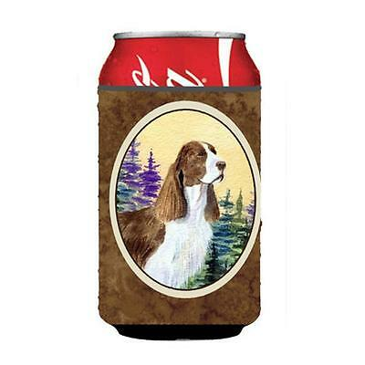 Carolines Treasures SS8105CC Springer Spaniel Can Or Bottle Hugger