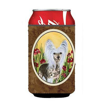 Carolines Treasures SS8185CC Chinese Crested Can or bottle sleeve Hugger