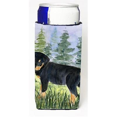 Carolines Treasures SS8057MUK Rottweiler Michelob Ultra s For Slim Cans 12 oz.