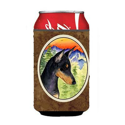 Carolines Treasures SS8425CC Manchester Terrier Can or bottle sleeve Hugger