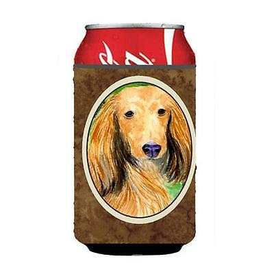 Carolines Treasures SS8790CC Dachshund Can Or bottle sleeve Hugger 12 Oz.