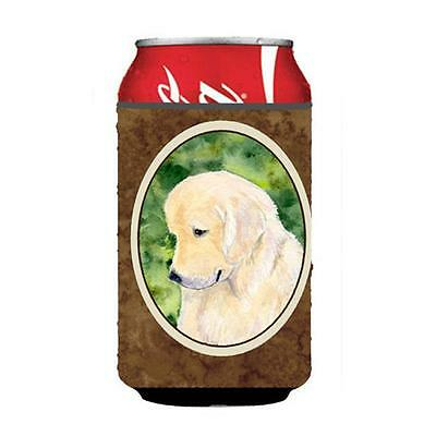 Carolines Treasures SS8757CC Golden Retriever Can Or bottle sleeve Hugger 12 Oz.