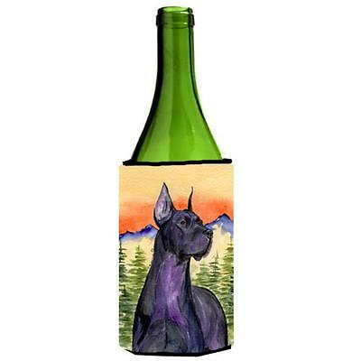 Carolines Treasures SS8642LITERK Great Dane Wine bottle sleeve Hugger