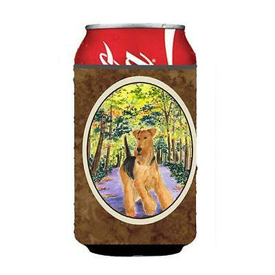 Carolines Treasures SS8208CC Airedale Can or bottle sleeve Hugger