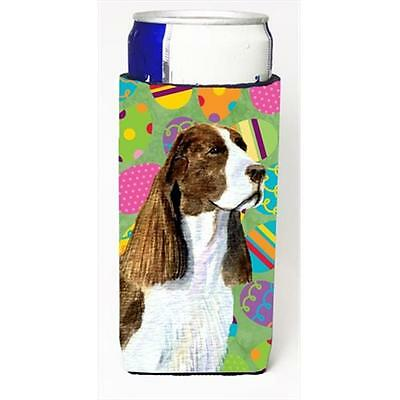 Springer Spaniel Easter Eggtravaganza Michelob Ultra bottle sleeves For Slim ...