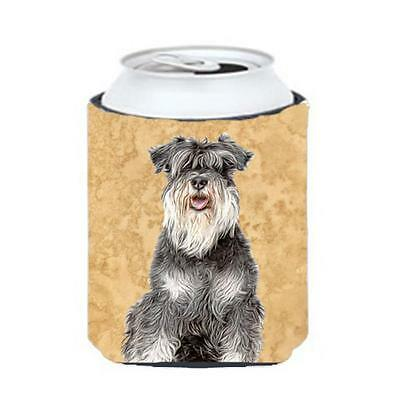 Carolines Treasures KJ1228CC Schnauzer Can or Bottle Hugger