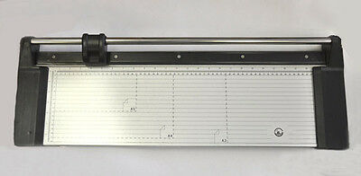 """New 24"""" Rotary Wide Paper Cutter Trimmer Posters/Banners, PU Vinyl Heat Transfer"""