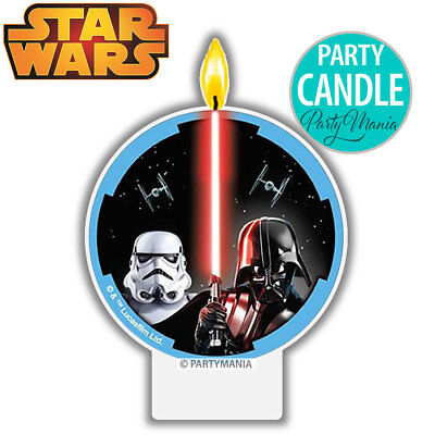 Star Wars Boys Birthday Party Supplies Decorations Birthday Cake Candle
