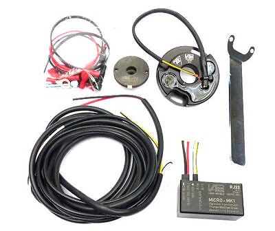 Ref: W61495 - Motorcycle Electronic Ignition Kit.