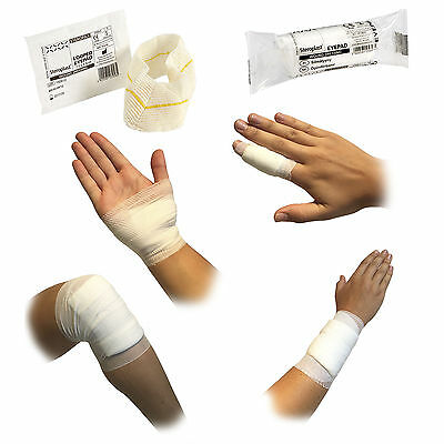Steropax Nhs Grade Premium Quality First Aid Wound Bandage Dressings All Types