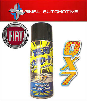 FITS FIAT SCUDO Diesel Petrol Engine Injector Cleaner & Fuel Stabiliser TAXI AID