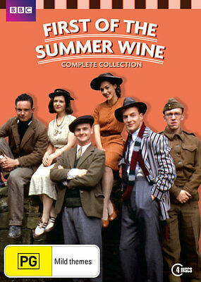 First of the Summer Wine: Complete Collection  - DVD - NEW Region 4