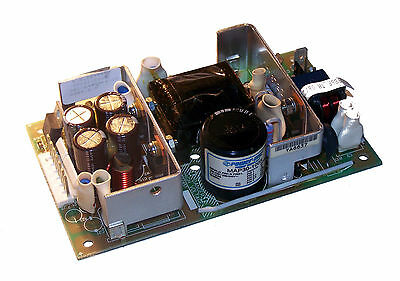 Power-One MAP30-1005 5VDC@6A 30W 1U Open Frame Power Supply
