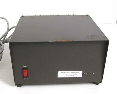 Astron RS-20A 20 Amp DC Power Supply Radio Base Station Mobile CB Ham USA Made