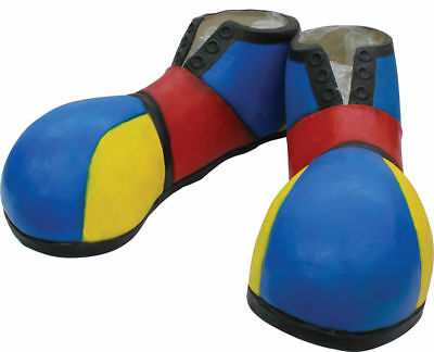 Morris Costumes Great Durable Latex Clown Shoes One Size. TB25360