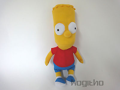 NEU/OVP The Simpsons Bart Stoffpuppe ca. 50 cm Figur Simpson Homer Lisa Marge