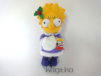 NEU/OVP The Simpsons Lisa Stoffpuppe ca. 35 cm