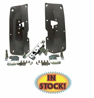1955-1959 Chevy Truck Long Panel Overlay Altman Easy Latch Trique - EL-CT5559I