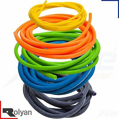 Rolyan Tubing Exercise Rubber Resistance Band Catapult Dub Dub Slingshot Elastic
