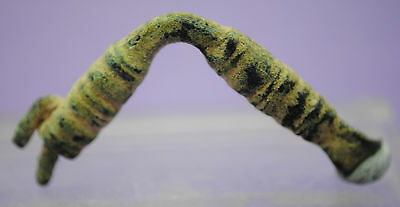 Ancient Greek Bronze Brooch - Early Iron Age Period 700 Bc,