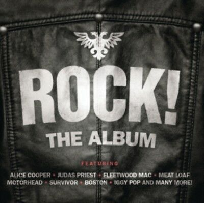 Various - Rock! NEW CD