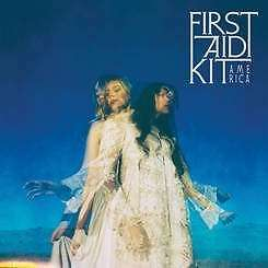 """First Aid Kit - America NEW 10"""""""