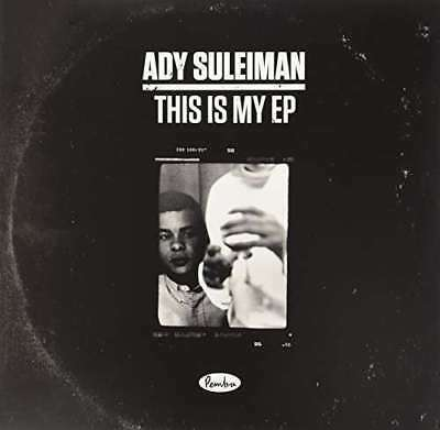 """Suleiman, Ady - This Is My Ep NEW 12"""""""