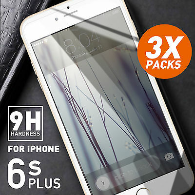 2X Genuine NUGLAS Tempered Glass Screen Protector for Apple iPhone 6 Plus 5.5