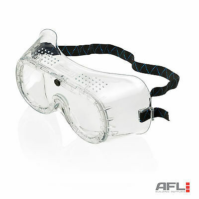 Lightweight General Purpose Direct Vent Safety Goggles