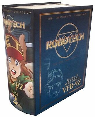 Robotech Masterpiece Collectioni Beta Fighter Volume 2 Red