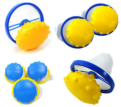 4PCS Washing Laundry Ball Helper For Removing Lint Fluff Removal - Made in KOREA