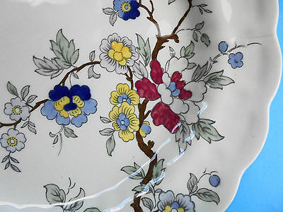 Vintage Booths Chinese Tree Plate