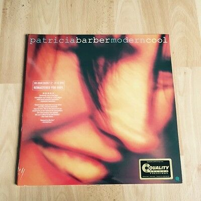 Patricia Barber - Modern Cool Remastered 180g Vinyl 2-LP Neu/OVP