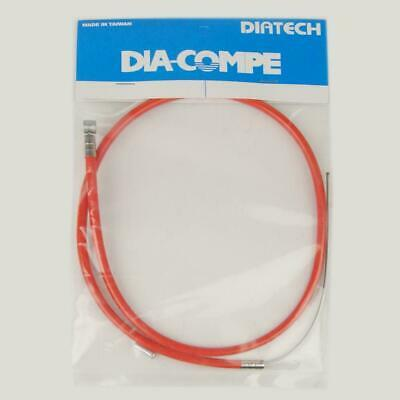 Dia-Compe Brake Cable Red Genuine Oldschool BMX Oldskool FREE UK DELIVERY