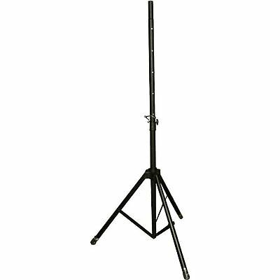 NEW Pyle PSTND4 6.5  Feet  2-Way Anodized Aluminum Tripod Speaker Stand