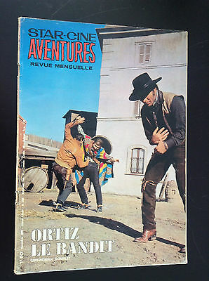 Star Ciné Aventures  N° 230 1970 BE