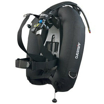 AQUATEC TecDive Back Dive BCD Buoyancy Compensator Scuba Diving BC-003