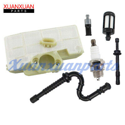 Tune Up Service Kit For Stihl Chainsaw 029 039 MS290 MS390 MS310 Air Fuel Filter
