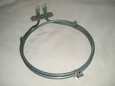 Smeg Oven Fan Forced Element P/n 806890807 Sa306X-8  Sca110  Sca112  Sca301X