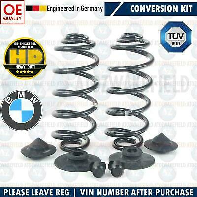 For Bmw X5 E53 Rear Suspension Air Bag To Coil Spring Conversion Kit (99-06)