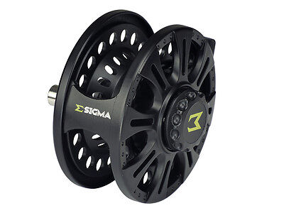 Shakespeare Sigma Fly reels / AFTM #3-4, #5-6 / mulinelli